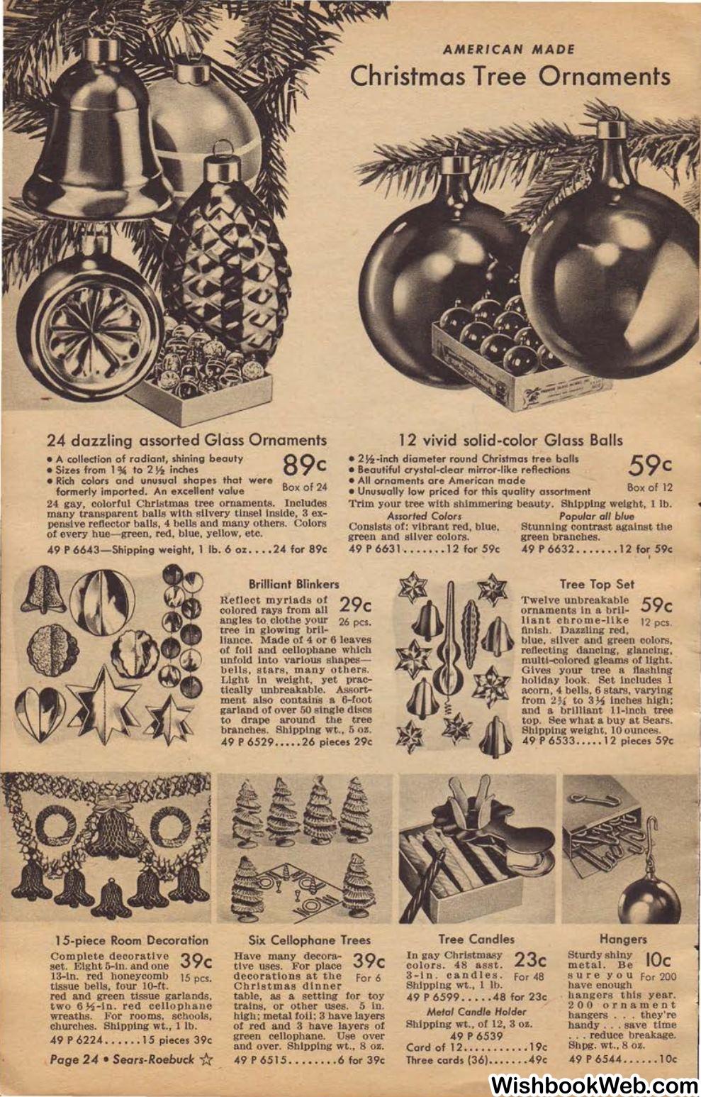 1942 Sears Christmas Book