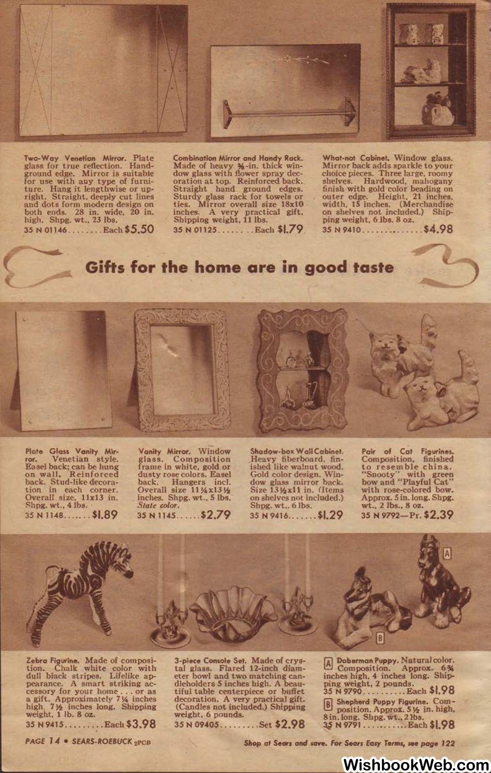 1944 Sears Christmas