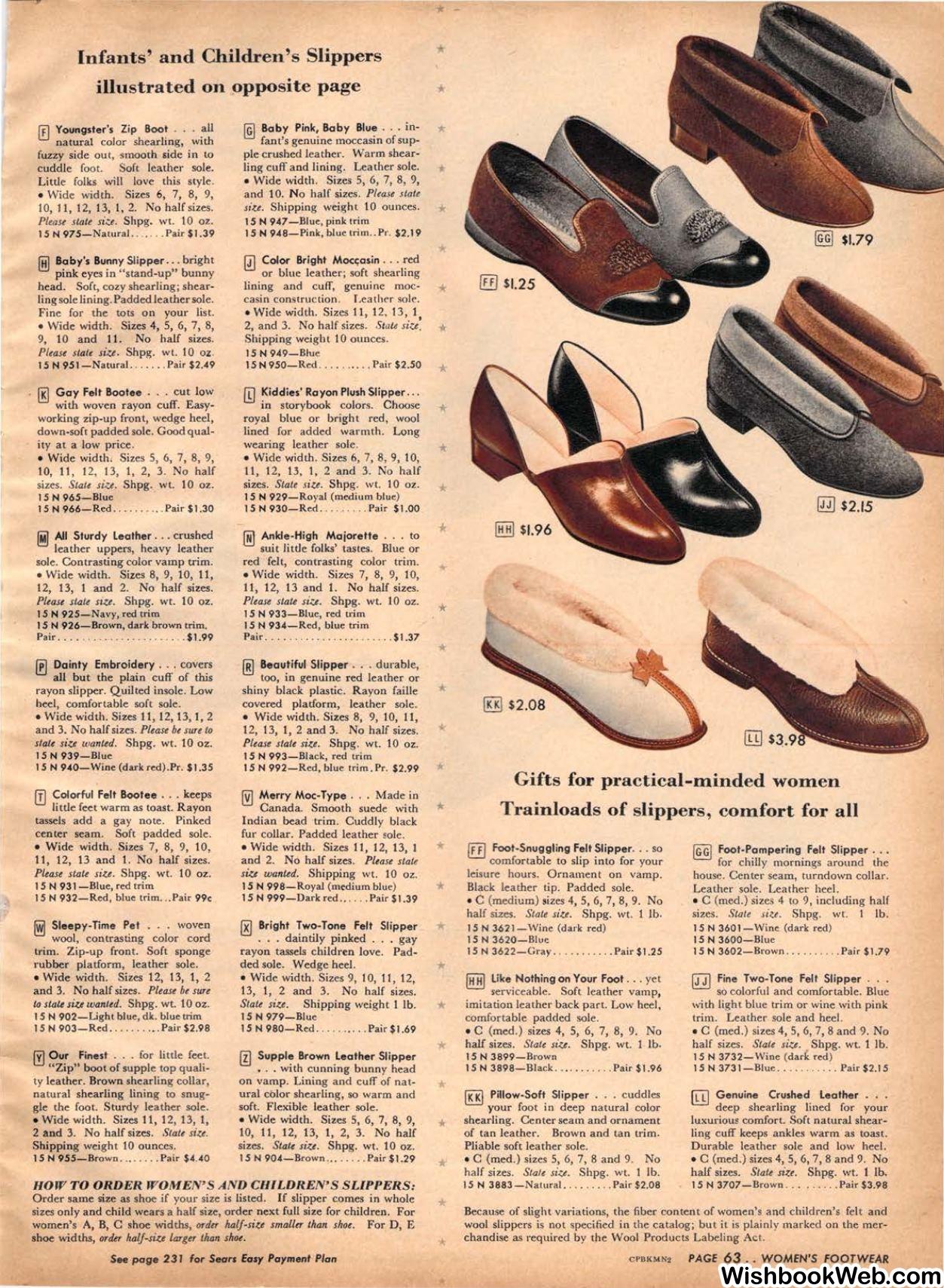 1946 Sears Christmas Book