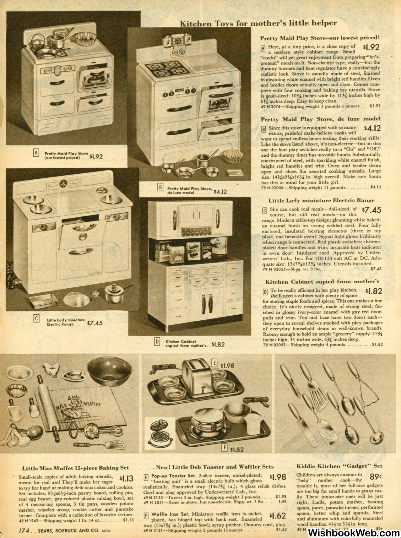 1948 Sears Christmas Book