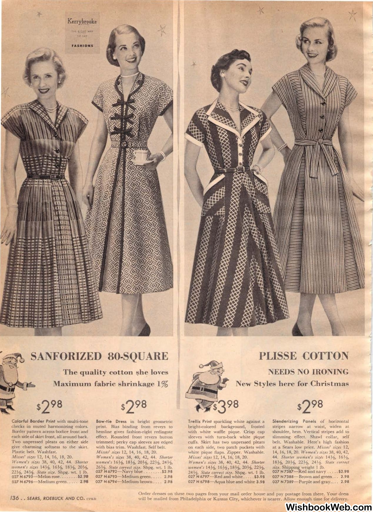 Images of fashion in the 1950s 68