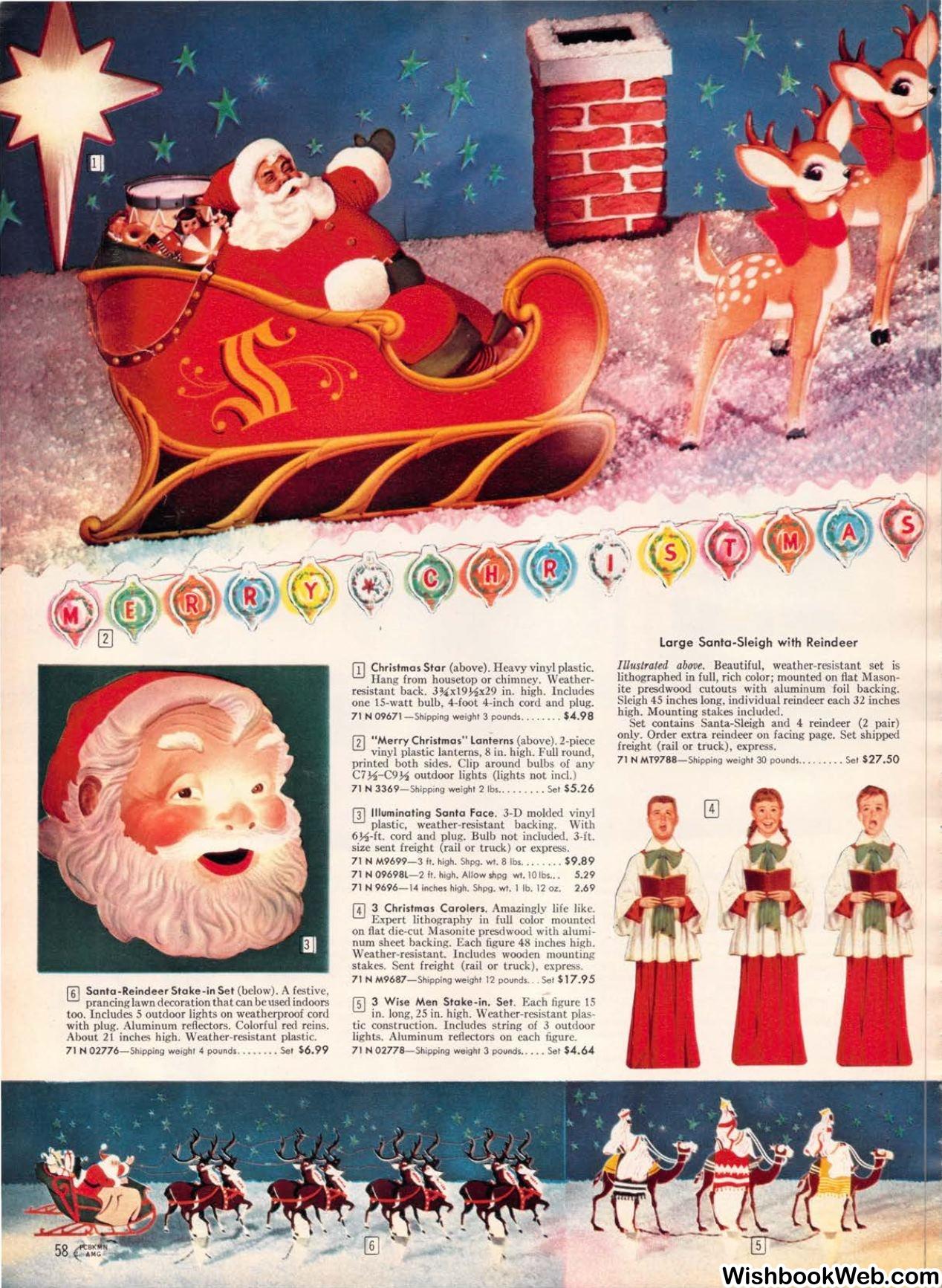 1959 Sears Christmas Book