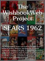 Sears Christmas Photos.1962 Sears Christmas Book