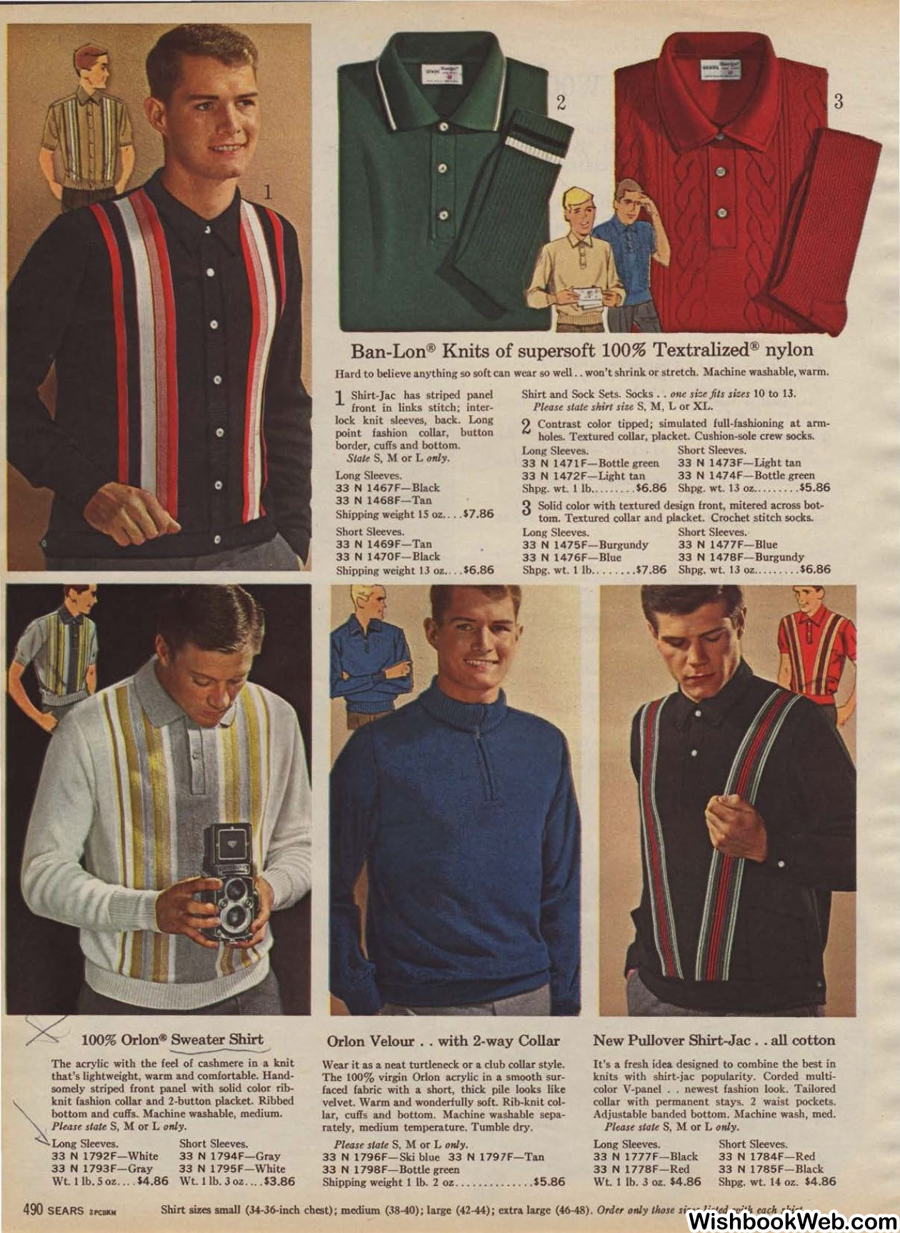 1960s mens fashion trends