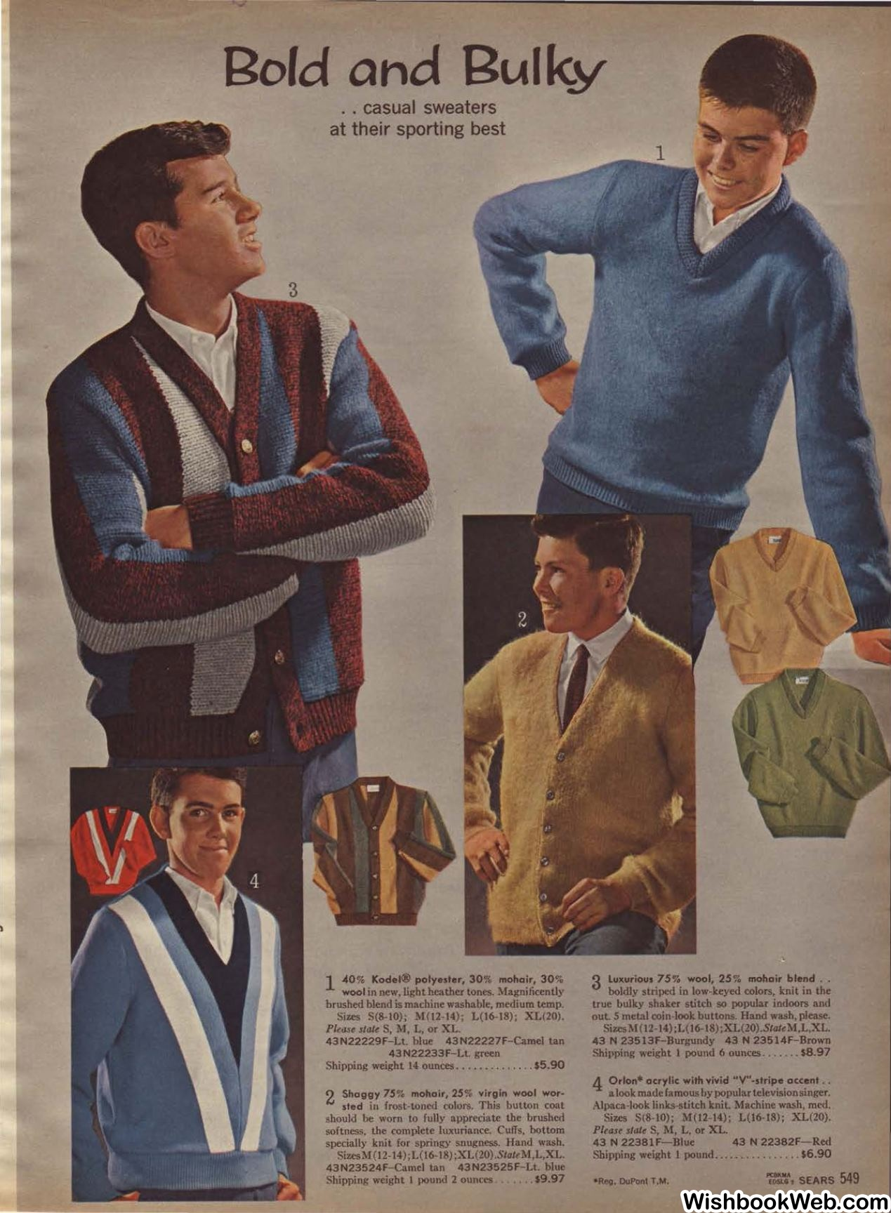 1960s Menswear Outfits 60s Fashion for Guys 40