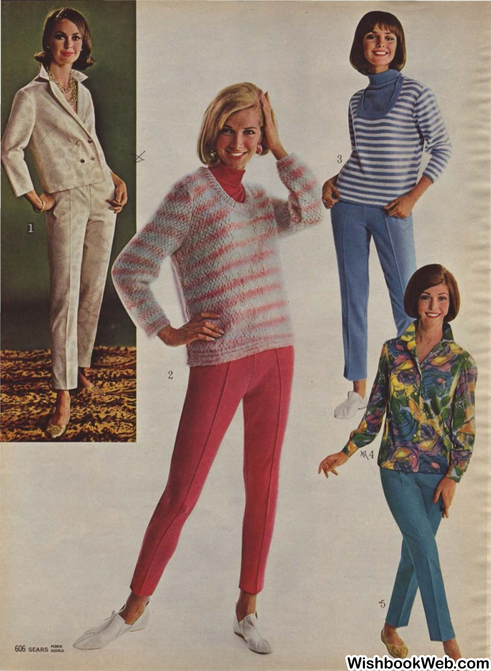 Womens fashion in the 60s 22