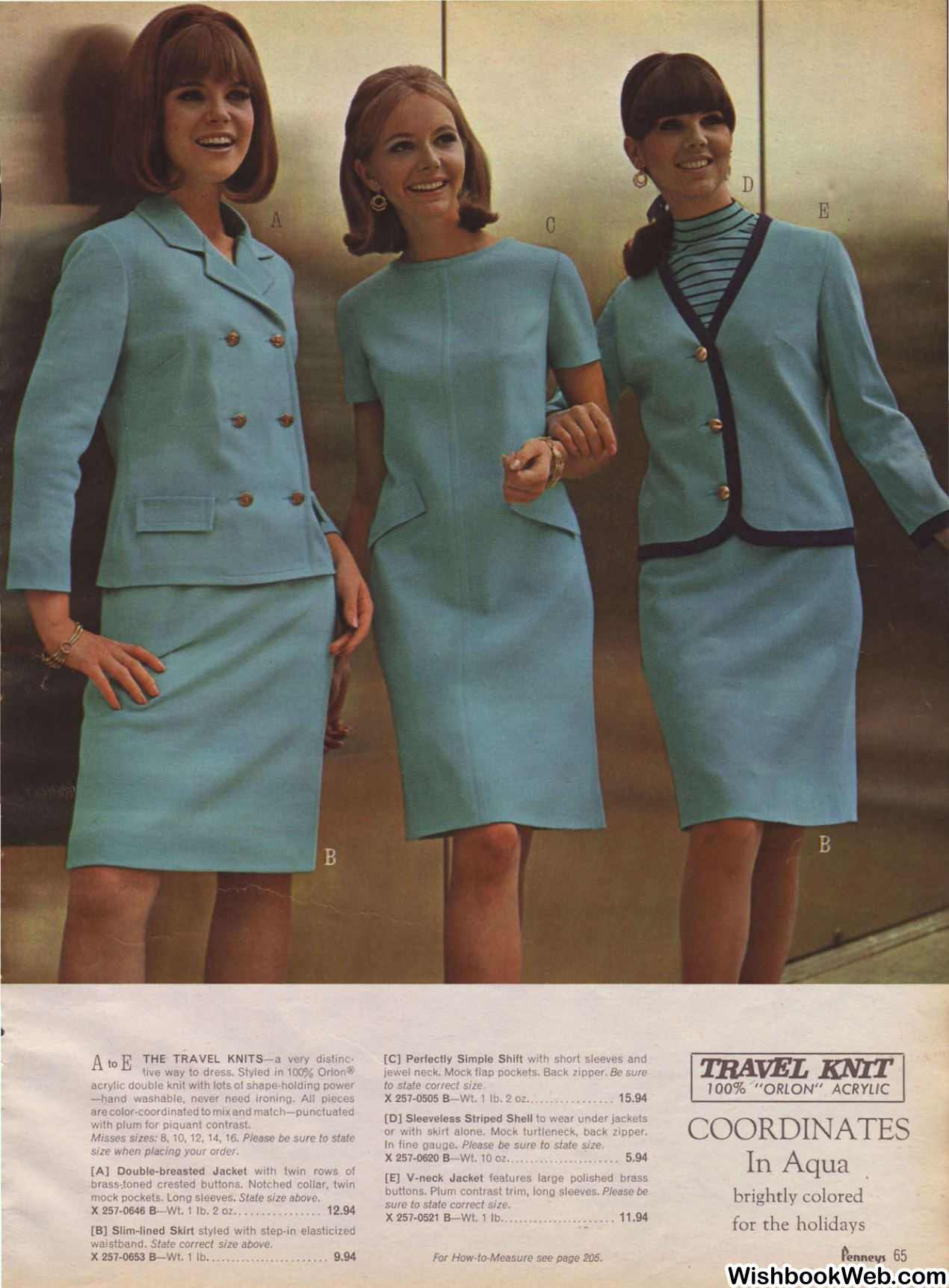 Womens fashion in the 60s 30
