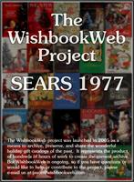 349c6b5ed 1977 Sears Wishbook