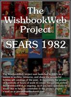 1982 Sears Wishbook