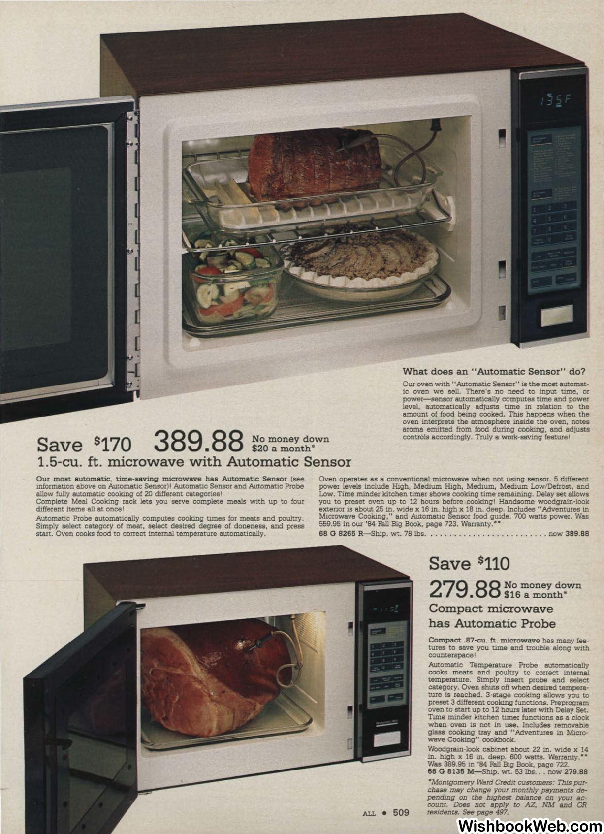 1984 Mongomery Ward Christmas Catalog