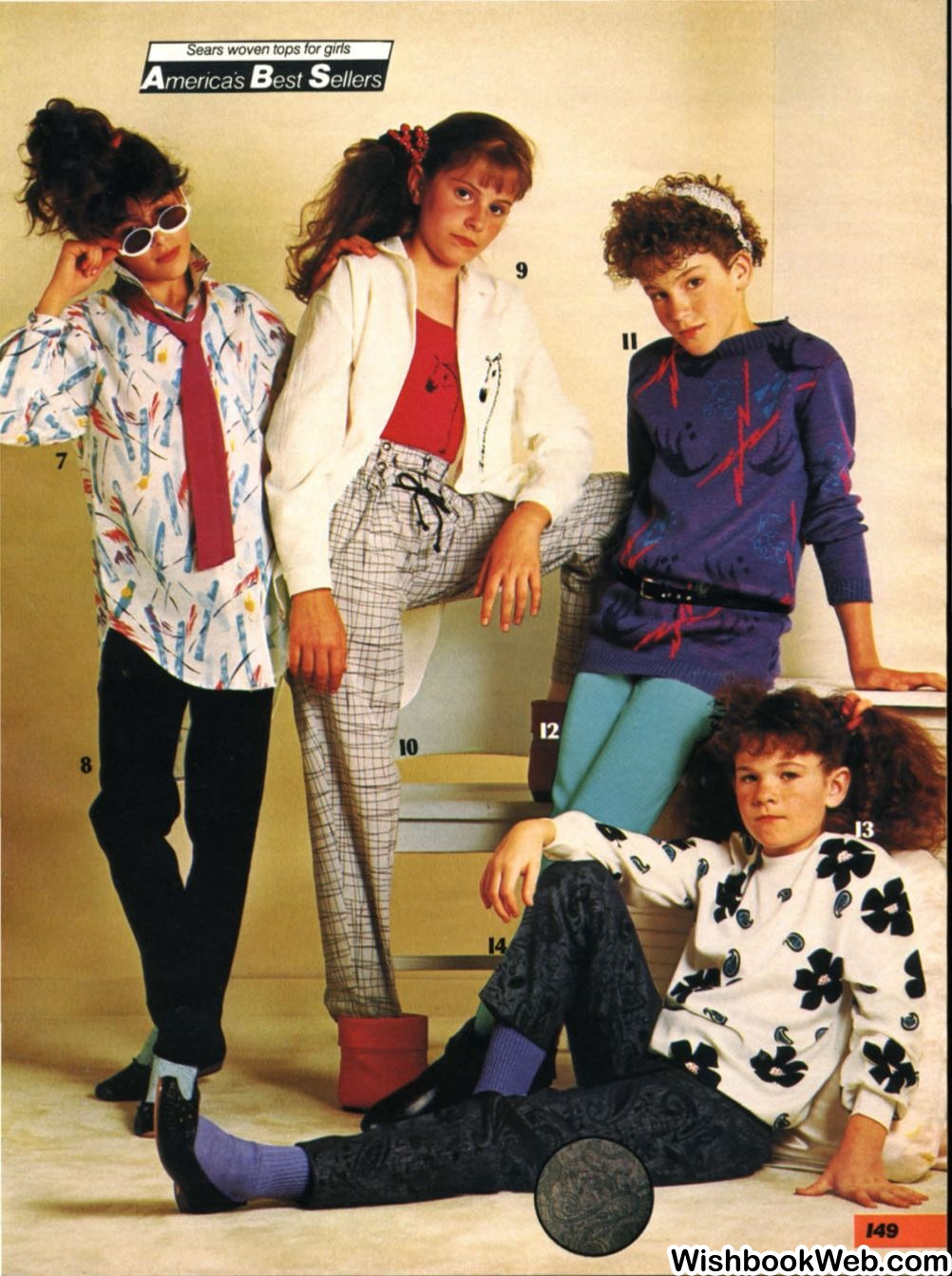 M - Download Free Software Fashion trends in the 1980s