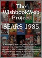 1985 Sears Wishbook