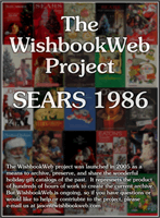 1986 Sears Wishbook