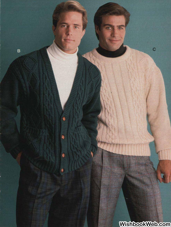 Мода 90 годов фото мужская